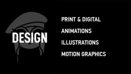 Design: Print & Digital, Animations, Illustrations, Motion Graphics